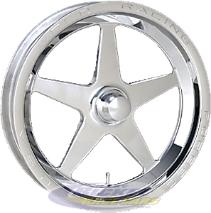 Aluma Star 2.0 1-Piece Front Wheels 788-15001