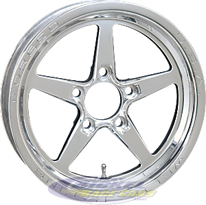 Aluma Star 2.0 1-Piece Front Wheels 788-15274