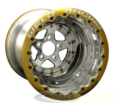 Aluma Star 2.0 Double Bead-Loc Wheels 788-616418DBL