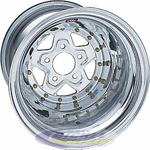 Aluma Star 2.0 Rear Wheels 788-616420