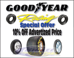 Goodyear 10% off Sale