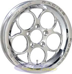 Magnum Drag 2.0 1-Piece Front Wheels 786-15204P