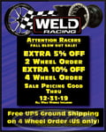 WELD FALL BLOW-OUT $ALE $AVE $$$$
